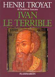 Tsar Ivan the Terrible Father of Tsar Fedor I