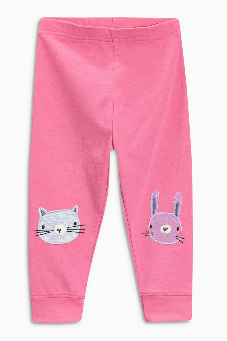 Buy Pink Cat Leggings (3mths-6yrs) from the Next UK online shop