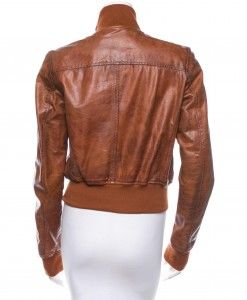08150a644e6a Designer Leather Jackets for Women  Clemzy in 2019