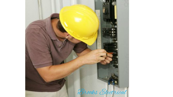 If you have an electrical problem, we have a satisfactory solution. Brooks Electrical Contractors always provides effective services to customer. Our experts are always available 24 hours of a day for giving services. Prefer reliable electrician for you upcoming project.