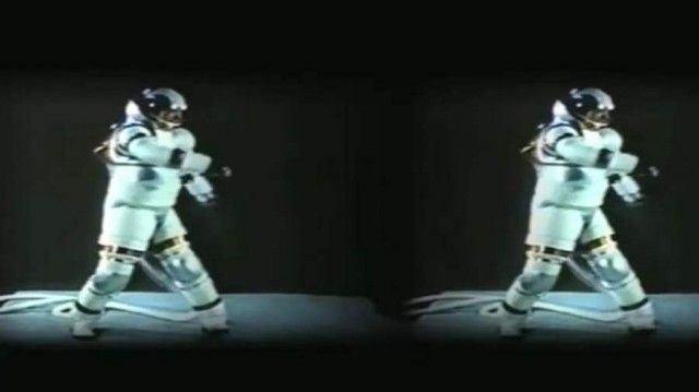 Spacesuit Ballet: Nasa Footag, Armstrong Wrote, Features Archives, Neil Armstrong, Videos Features, Archives Nasa, Mobiles Test, Spacesuit Prototyp, Spacesuit Ballet