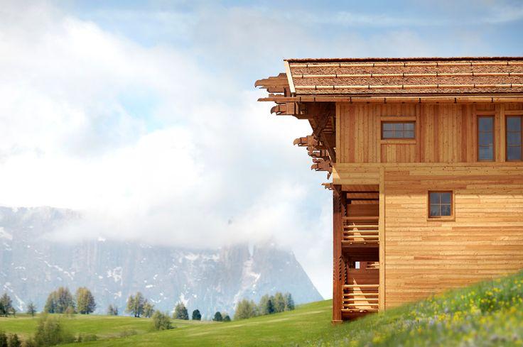 ADLER Mountain Lodge, Seiser Alm (Alpe di Siusi), South Tyrol, Italy