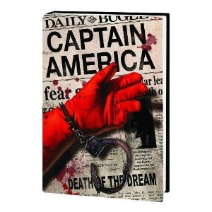 Reads like a novel, looks like a film. This is the story of the death of Captain America. A staple in comic hype stories. Leaping from the final pages of Civil War, this is the story that stunned readers, sent shockwaves through the entire Marvel Universe, and made news headlines worldwide! And the death of Captain America is only the beginning!