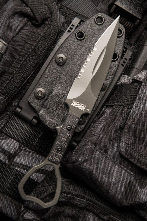 Hardcore Hardware Australia Special Operations Tool ASOT-01 Tactical Personal Protection Knife SOCP Compliant