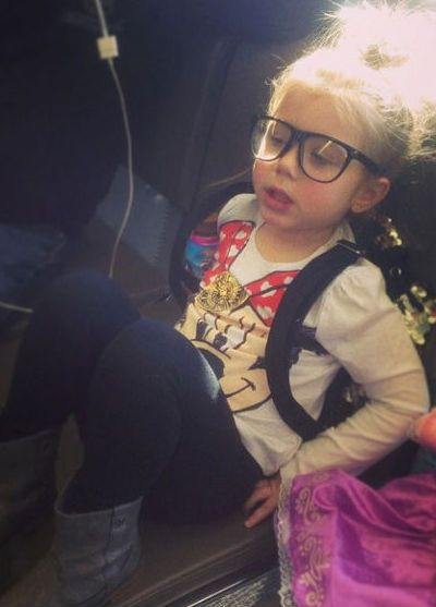 Little Aubree Houska's A Fashionista! Here Are The 'Teen Mom 2′ Tot's Cutest Looks [Photos]
