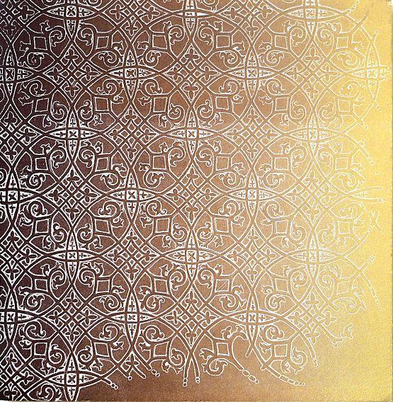 Decoration etching Artist Sandi Rigby