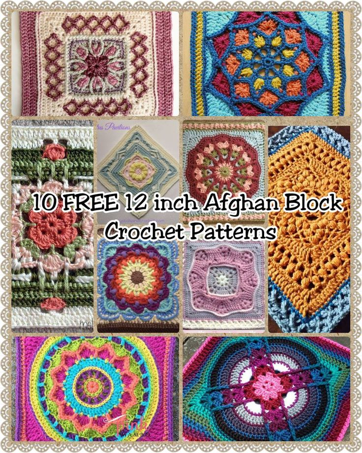 If you are in a pinch to finish up the Mandala Blanket CAL, here are 10 Free crochet square patterns that you can use that will look great with this blanket! Fantastic Afghan Square Fan Dance Square Puff Wheat Square Duckbill Dalliance Lotus Pavillions Sun Catcher Square Esmee's Winter Cottage …