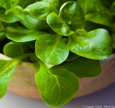 10 Healthy Greens to add to your salad bowl rotation