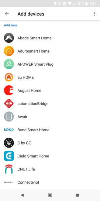 Google Assistant and Home can now natively control your smart locks August and Vivint are the first supported