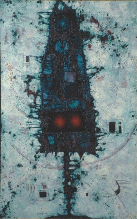 Mikuláš Medek, Polykač červených signálů, 1966