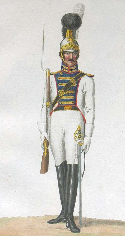 Garde du Corps à piedSauerweid16b.jpg (473×895)