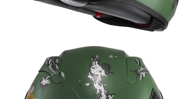 Boba Fett Motorcycle Helmets | Motorräder