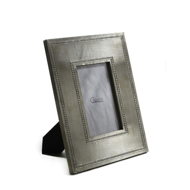 Фоторамка<br /> Металл, стекло<br /> Размер рамки 20x25 см <br /> Размер фото 9x15 см<br />