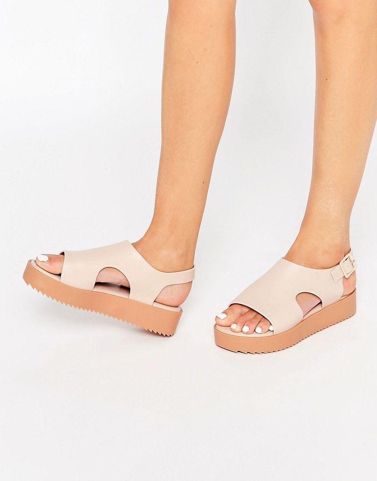 Melissa+Nude+Hotness+Sandals