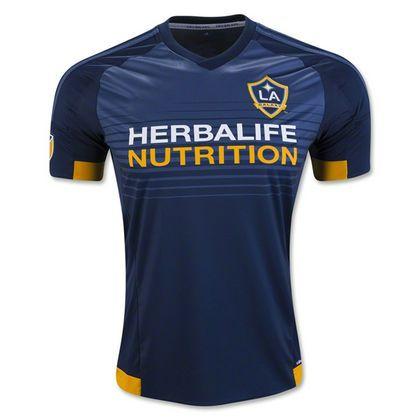 LA Galaxy 2016-17 Season Away Soccer Jersey - Click Image to Close