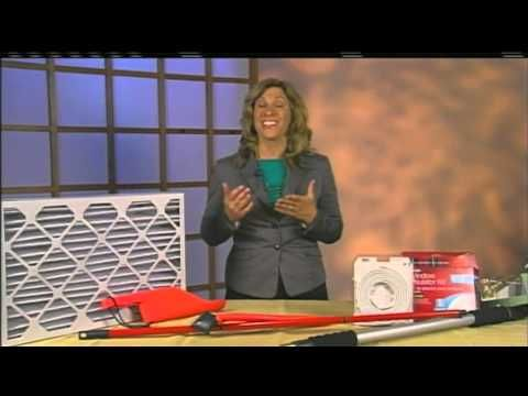 4 Easy #Fall Fixes with Leah Ingram - Get your home ready for fall by performing these simple tasks! | HomeAdvisor #video