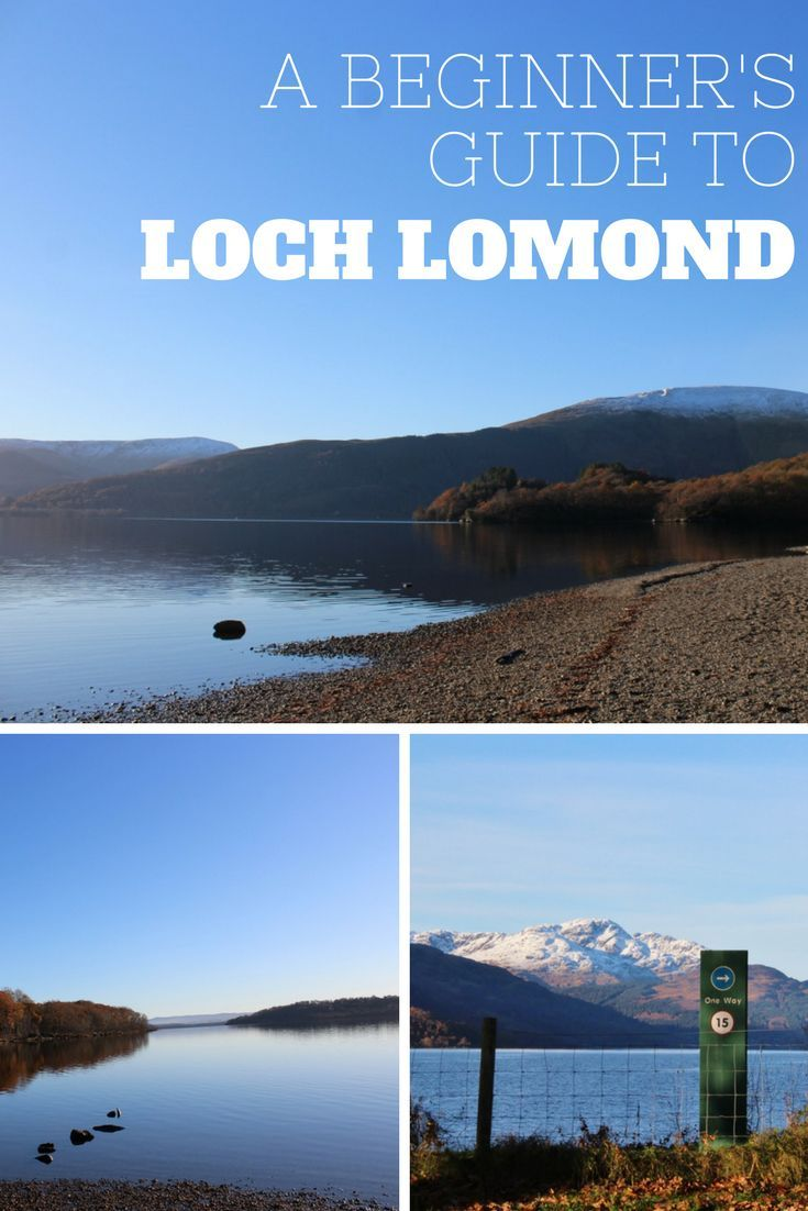 A beginner's guide to Loch Lomond, including Ben Lomond, Balmaha, Luss, Rowardennan. As well as accommodation recommendations.
