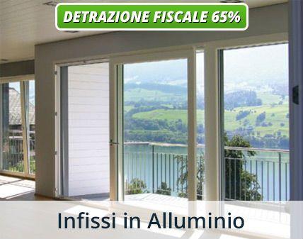 infissi in alluminio  prezzi
