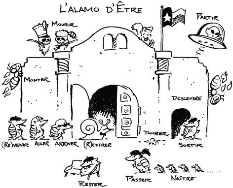 L'alamo d' etre passe compose - other great images and vids on this web page!