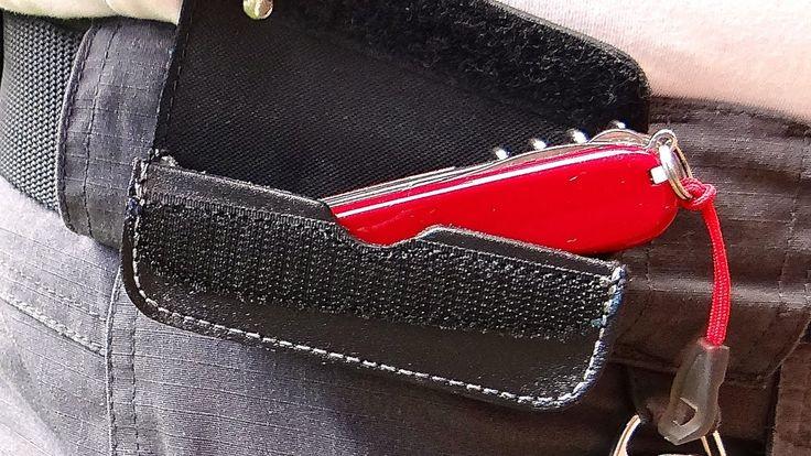 Нож, который всегда при себе  Новая концепция гражданской обороны