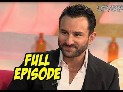 Up Close and Personal with PZ - Saif Ali Khan - Full Episode UTVSTARS HD