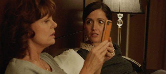 Susan Sarandon Is Rose Byrne's Overbearing Mother in 'The Meddler ...