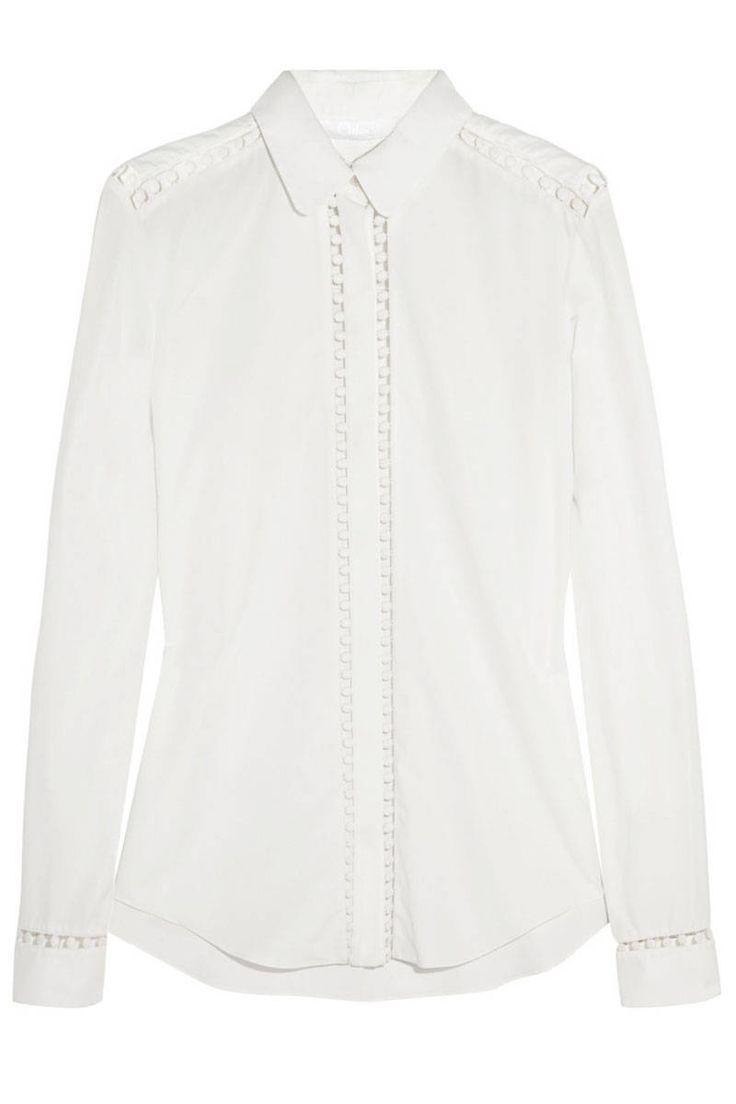 Básico 1: Camisa blanca