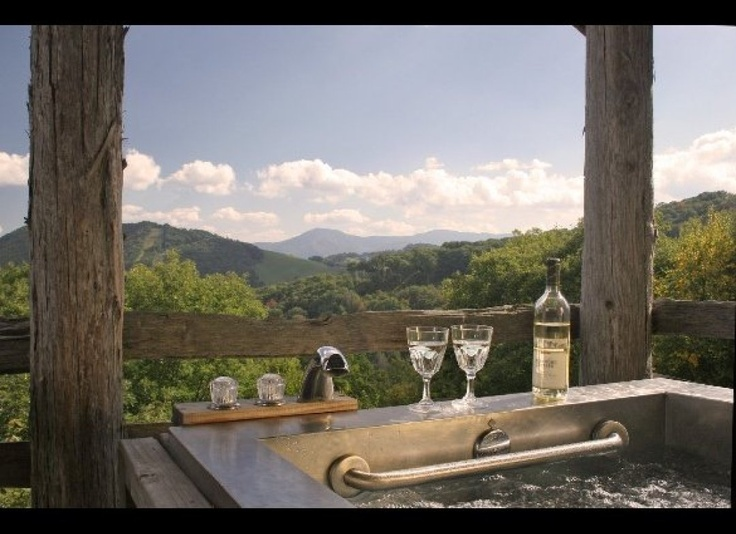 The Swag, Waynesville, NC - B&B resort - Less than an hour from Asheville, NC,