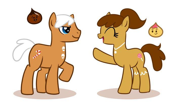 pony cookie by jgu112 on DeviantArt