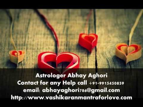 Get vashikaran mantra | Abhay Aghori | chandigarh