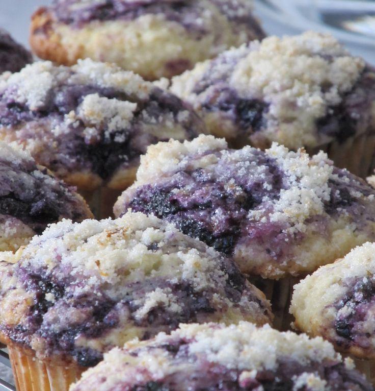 Blueberry Swirl Muffins America S Test Kitchen