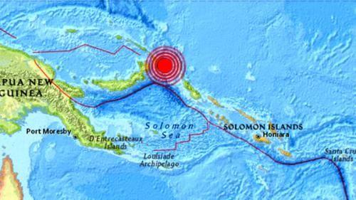 Cronaca: #Forte #scossa di #terremoto in Papua Nuova Guinea: possibile rischio tsunami? (link: http://ift.tt/2kfbr5s )