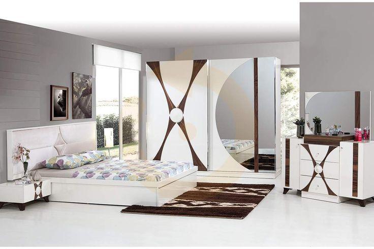 Onix modern yatak odası takımı Mobilyam Online farkı ile sizlere sunuluyor.