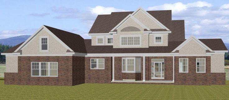 Plan 551600 - Ryan Moe Home Design | House plans | Pinterest