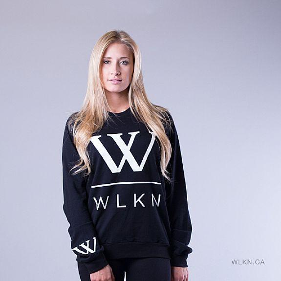 #WLKN #crewneck