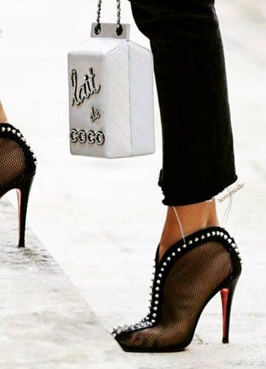 Chanel & Christian Louboutin
