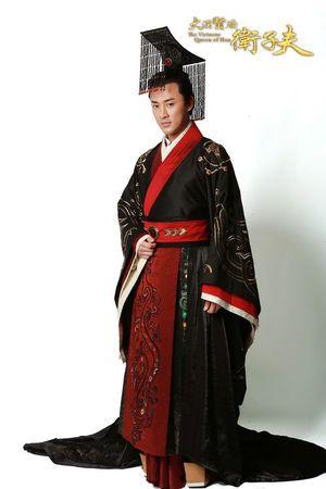 【写真資料集】漢民族の民族衣装「漢服」:男性 - NAVER まとめ