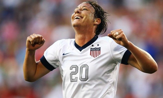 #LL @LUFELIVE #thepursuitofprogression Amy Wambach