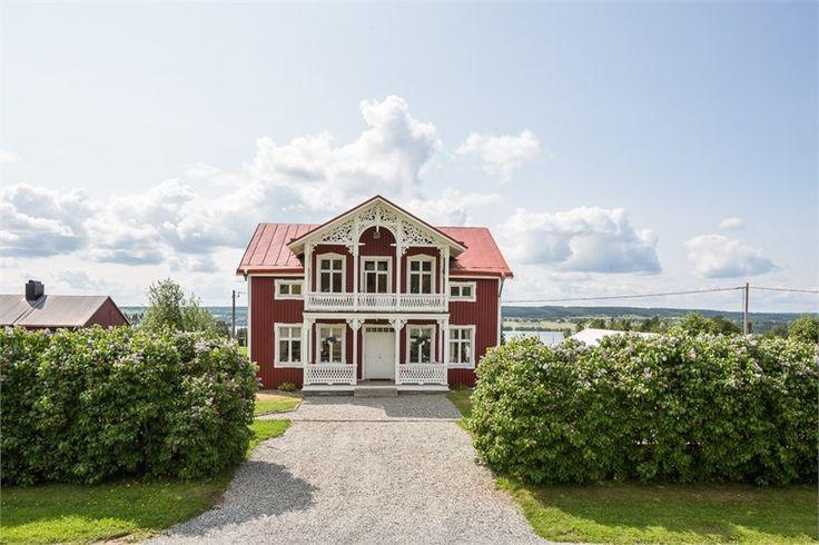 Optand 166, Ope, Östersund - Fastighetsförmedlingen för dig som ska byta bostad
