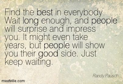 randy pausch quotes - Google Search