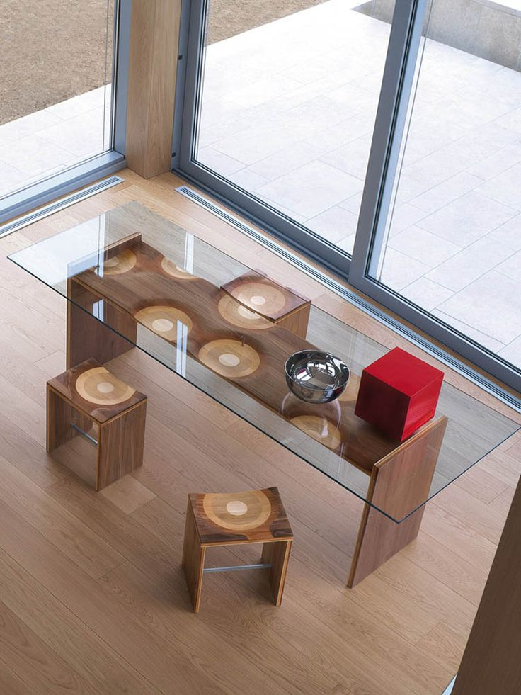 Ripples Dining Table By Toyo Ito For Horm Is An Extraordinary Modern Italian Masterpiece Offers A Stark And Copious Experience
