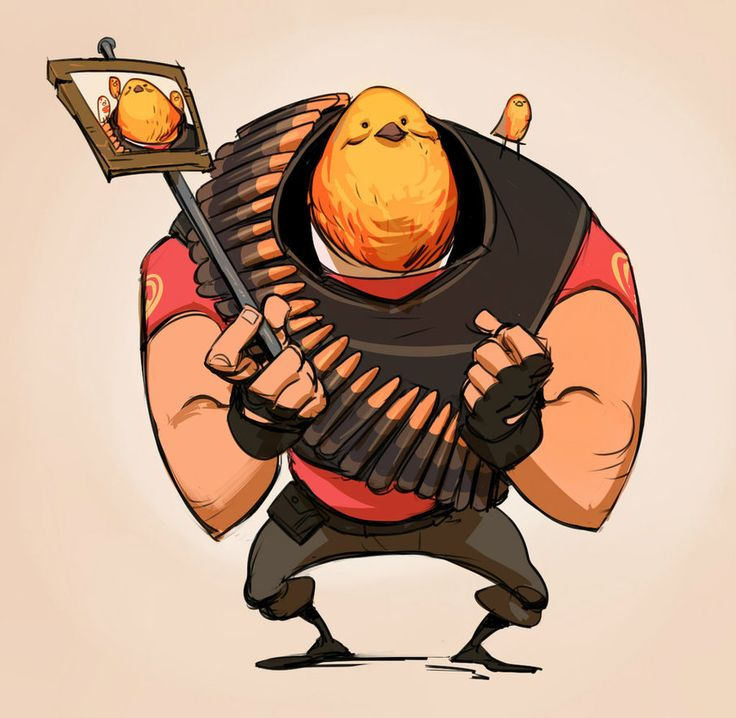 bird heavy by Silsol on DeviantArt