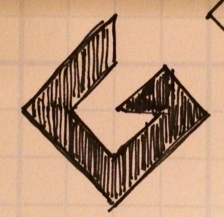 Gorski Design Logo - sleek, simple, and effective. Designed by Charlie Gorski
