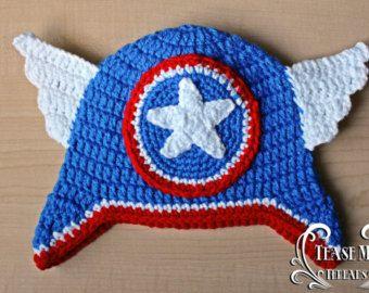 17 Best ideas about Captain America Hat on Pinterest ...
