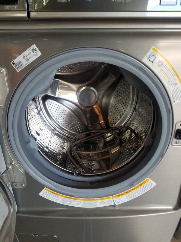 Kenmore Washer Lg Electric Dryer Set For Sale In Houston Tx Offerup Kenmore Washer Electric Dryers Washer And Dryer