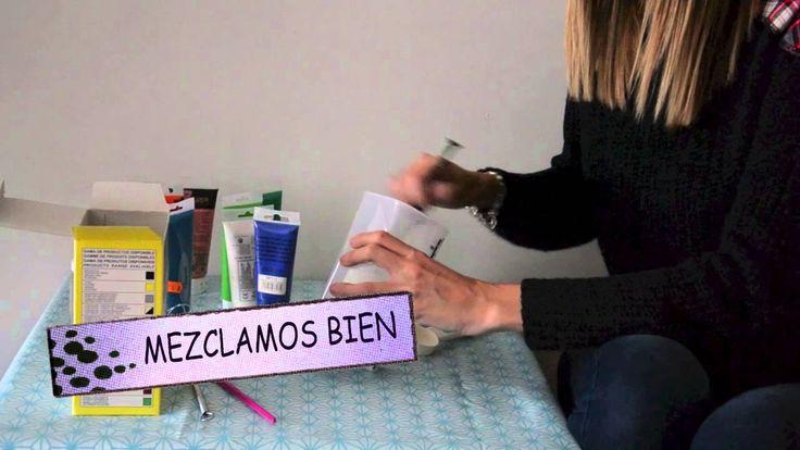 DIY. COMO HACER PINTURA DE PIZARRA. (chalk paint)