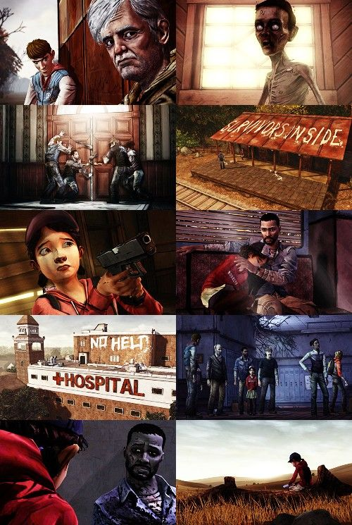 "Part two of Telltale Games episodic video game recreation of ""The Walking Dead""."