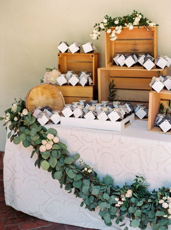 Jam wedding favors | Wedding & Party Ideas | 100 Layer Cake http://www.100layercake.com/wedding-ideas/elegant-italian-inspired-california-wedding