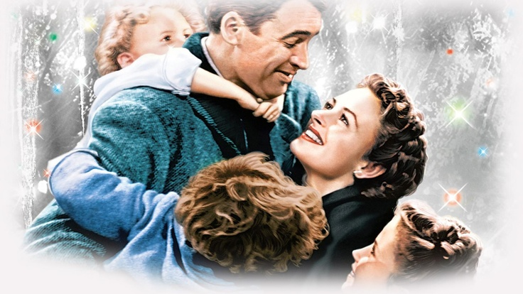 """""""Remember no man is a failure who has friends."""" - Clarence from """"It's a Wonderful Life"""" - my favorite #Christmas movie!"""