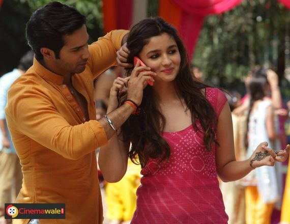 Humpty Sharma Ki Dulhania Movie #Wallpapers